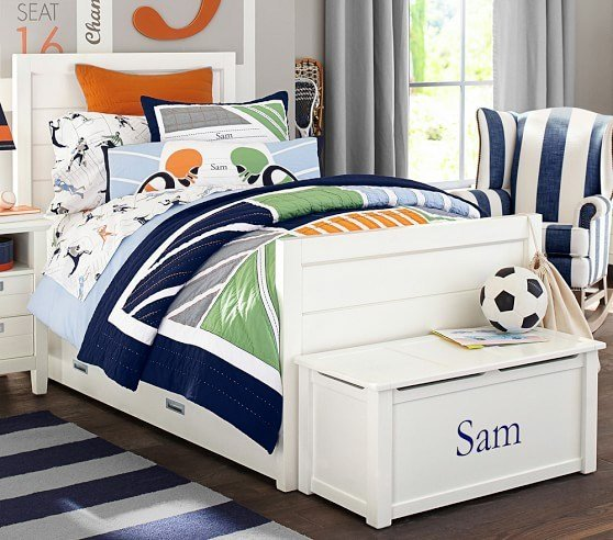 Best Emery Bedroom Set Pottery Barn Kids With Pictures