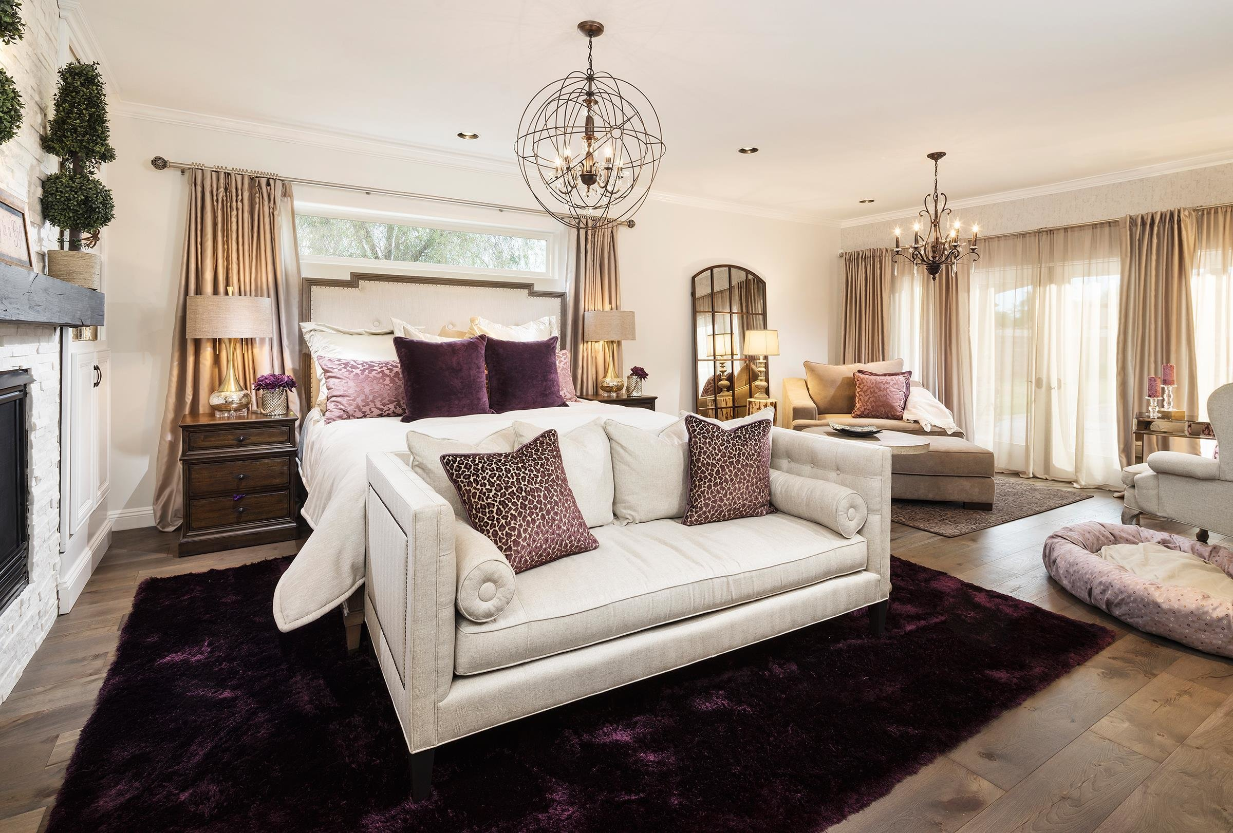 Best Rustic Glam Master Suite Prosource Wholesale With Pictures