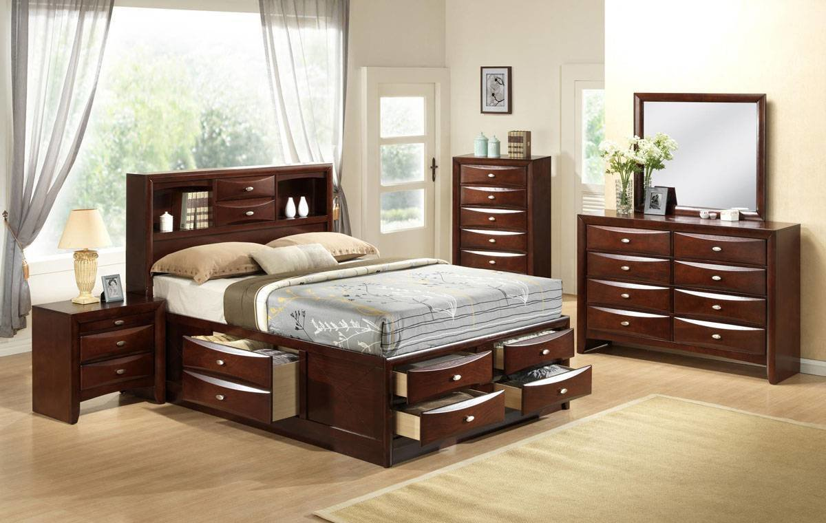Best High Class Quality Designer Bedroom Set With Extra Storage With Pictures