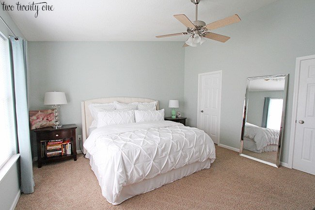 Best Sherwin Williams Sea Salt Master Bedroom Wall Color With Pictures