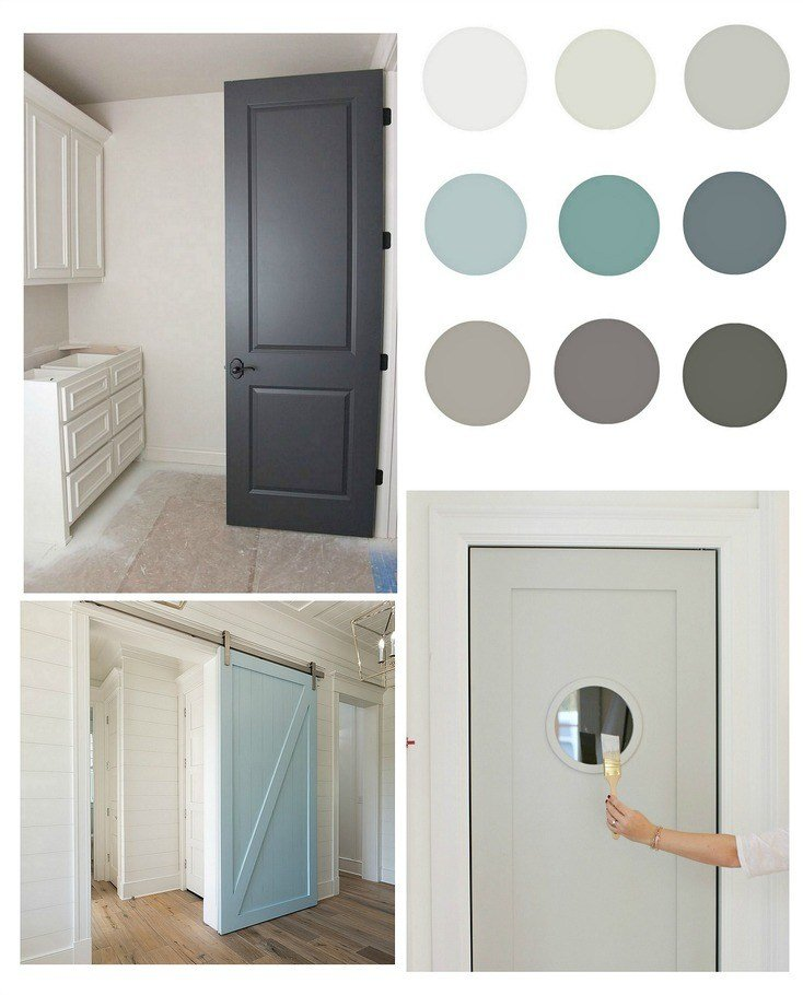 Best Pretty Interior Door Paint Colors To Inspire You With Pictures