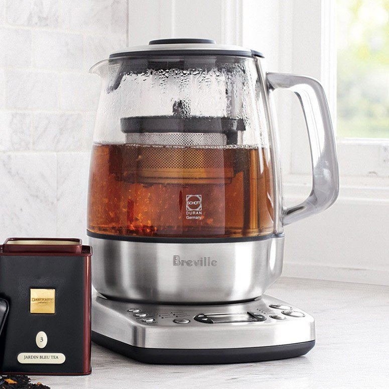 Best Breville One Touch Tea Maker The Green Head With Pictures
