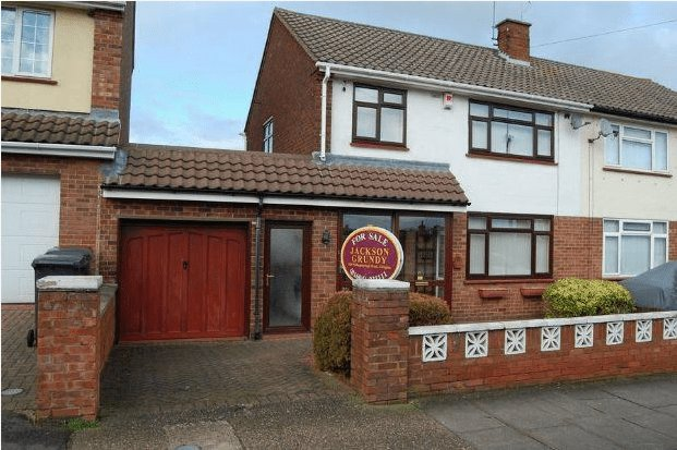 Best 3 Bedroom Semi Detached House To Rent In Northampton The With Pictures