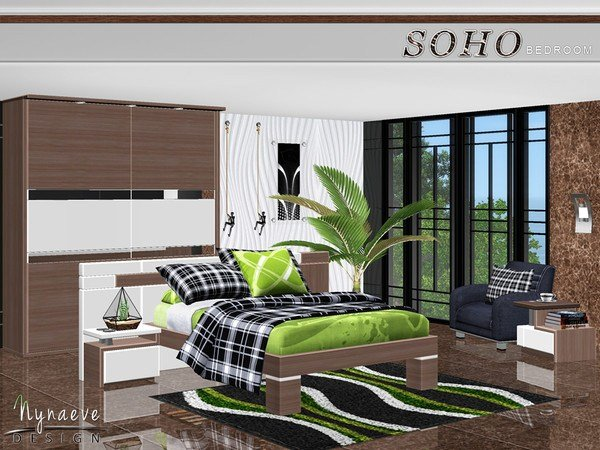 Best Nynaevedesign S Soho Bedroom With Pictures
