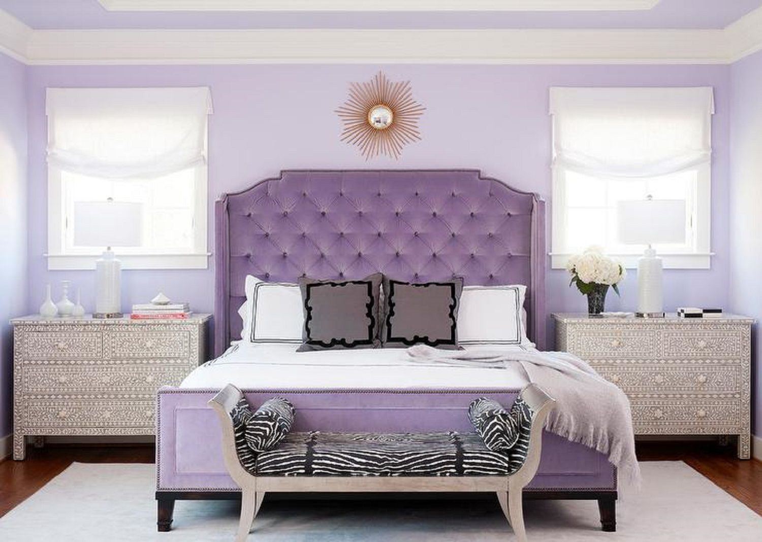 Best Purple Bedrooms Tips And Decorating Ideas With Pictures