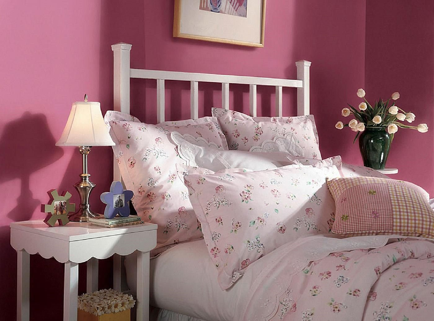 Best 10 Great Pink And Purple Paint Colors For The Bedroom With Pictures