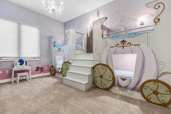 Best Orlando Vacation Homes With Beautiful Themed Rooms Top With Pictures
