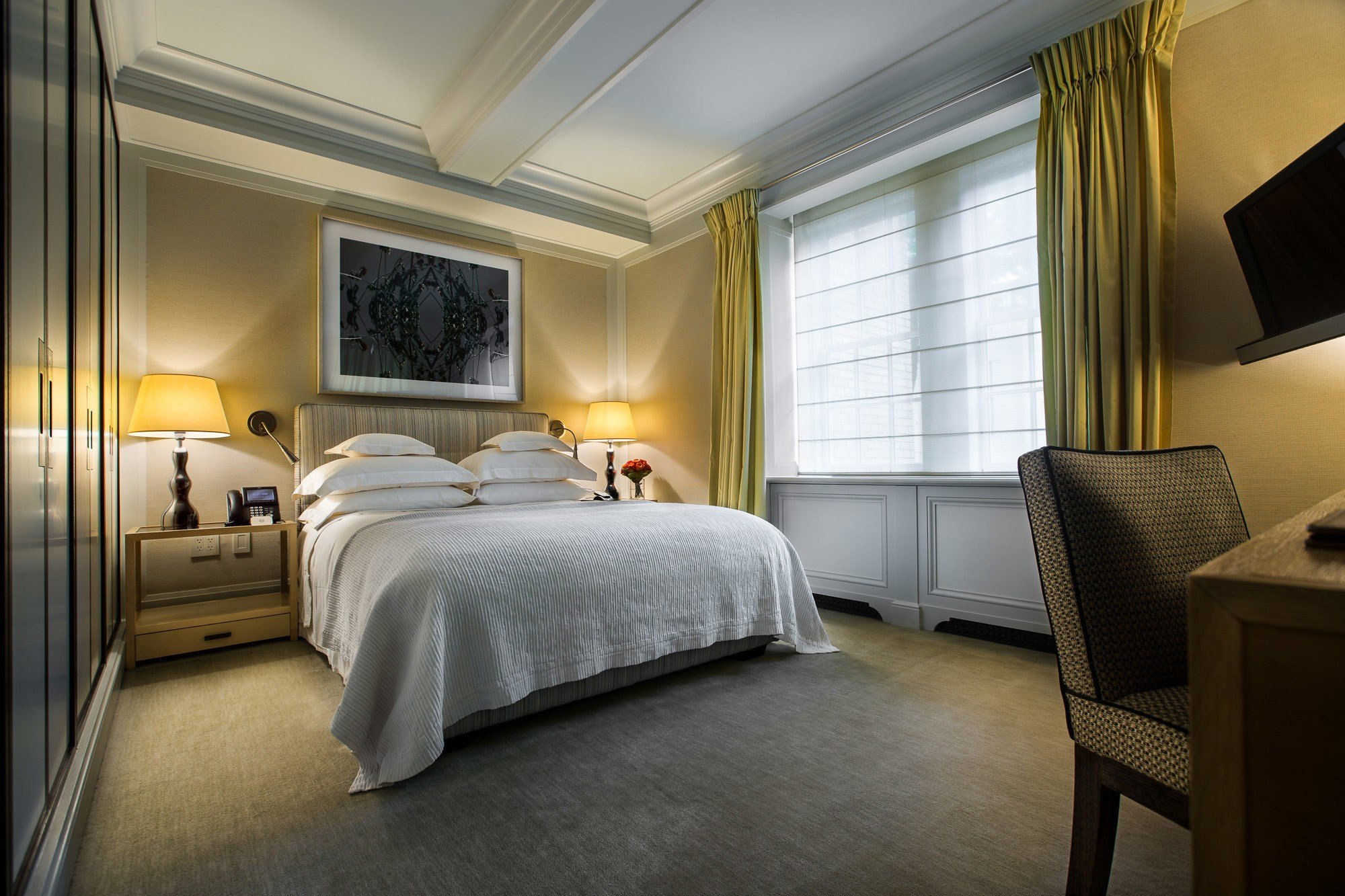 Best Courtyard Junior Suites The Mark Hotel With Pictures