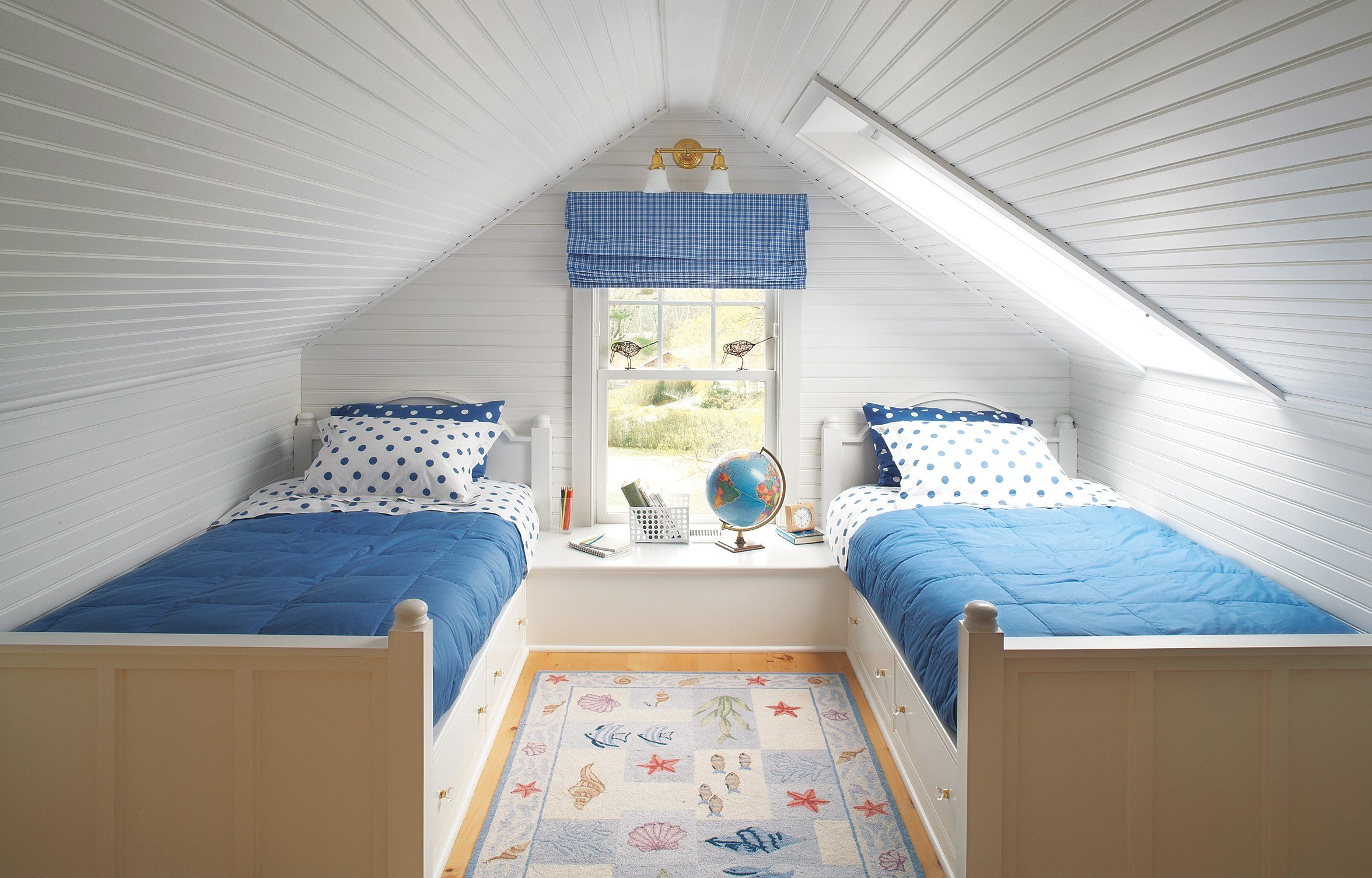 Best An Attic Turned Ultimate Kids Bedroom Suite This Old House With Pictures