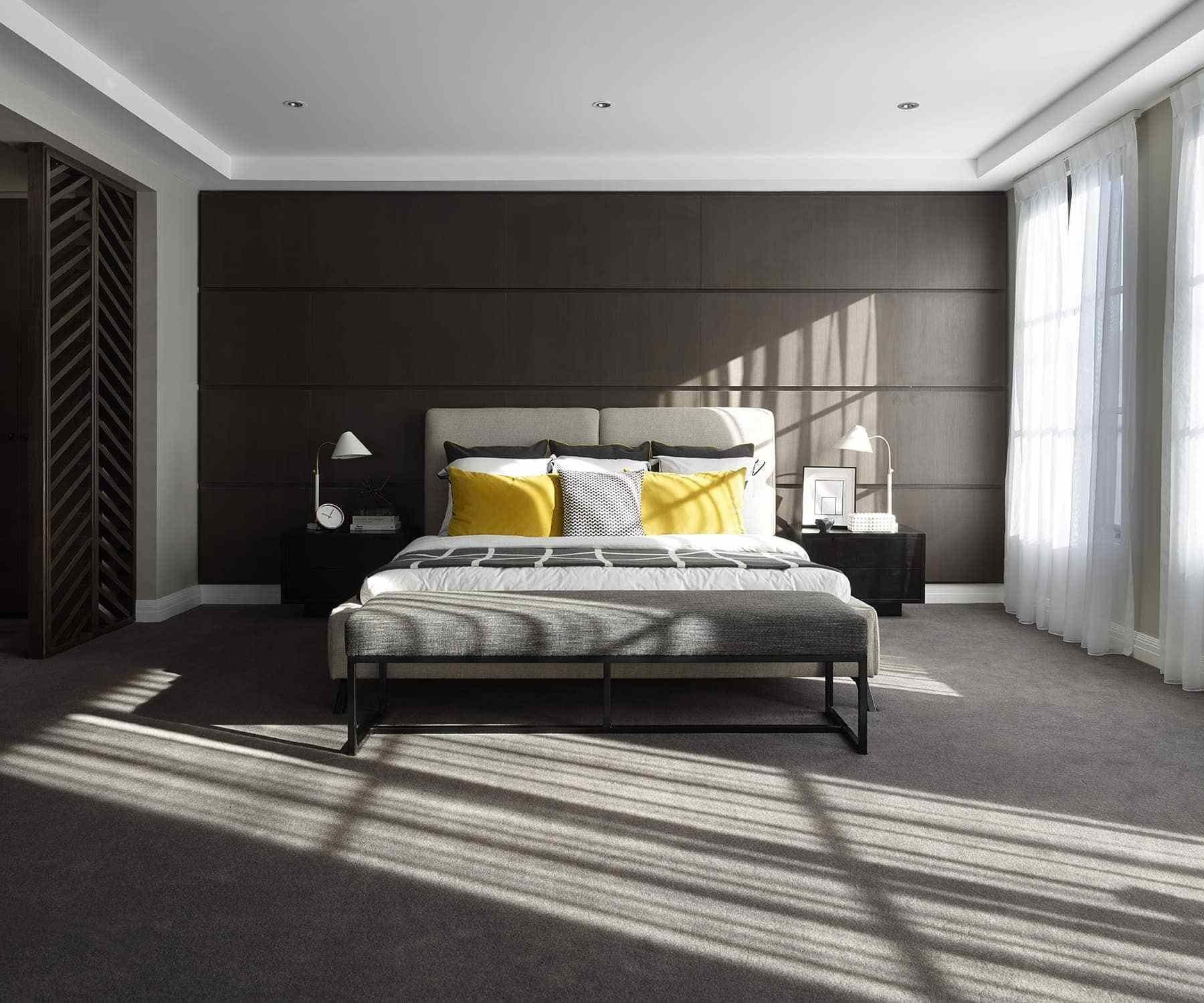 Best Dark Bedroom Wall Ideas Let S Say No To All White Rooms With Pictures