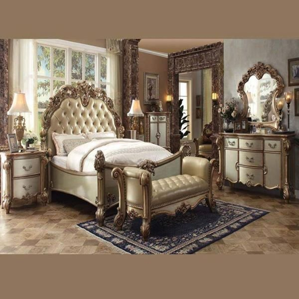 Best Vendome Baroque Bedroom Set Top Drawer Furniture With Pictures