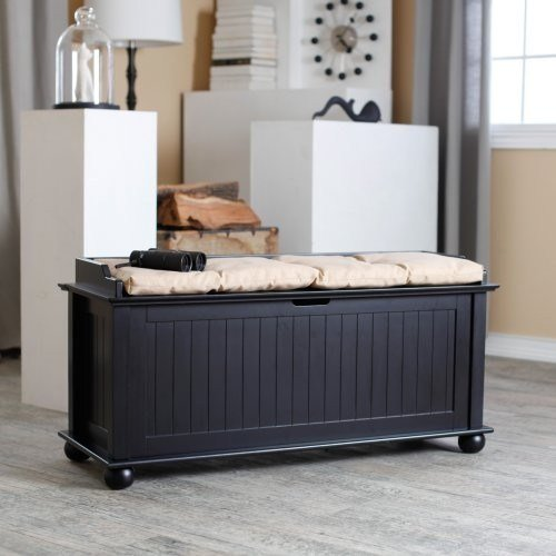 Best Black Storage Bench For Bedroom Picture 01 Small Room With Pictures