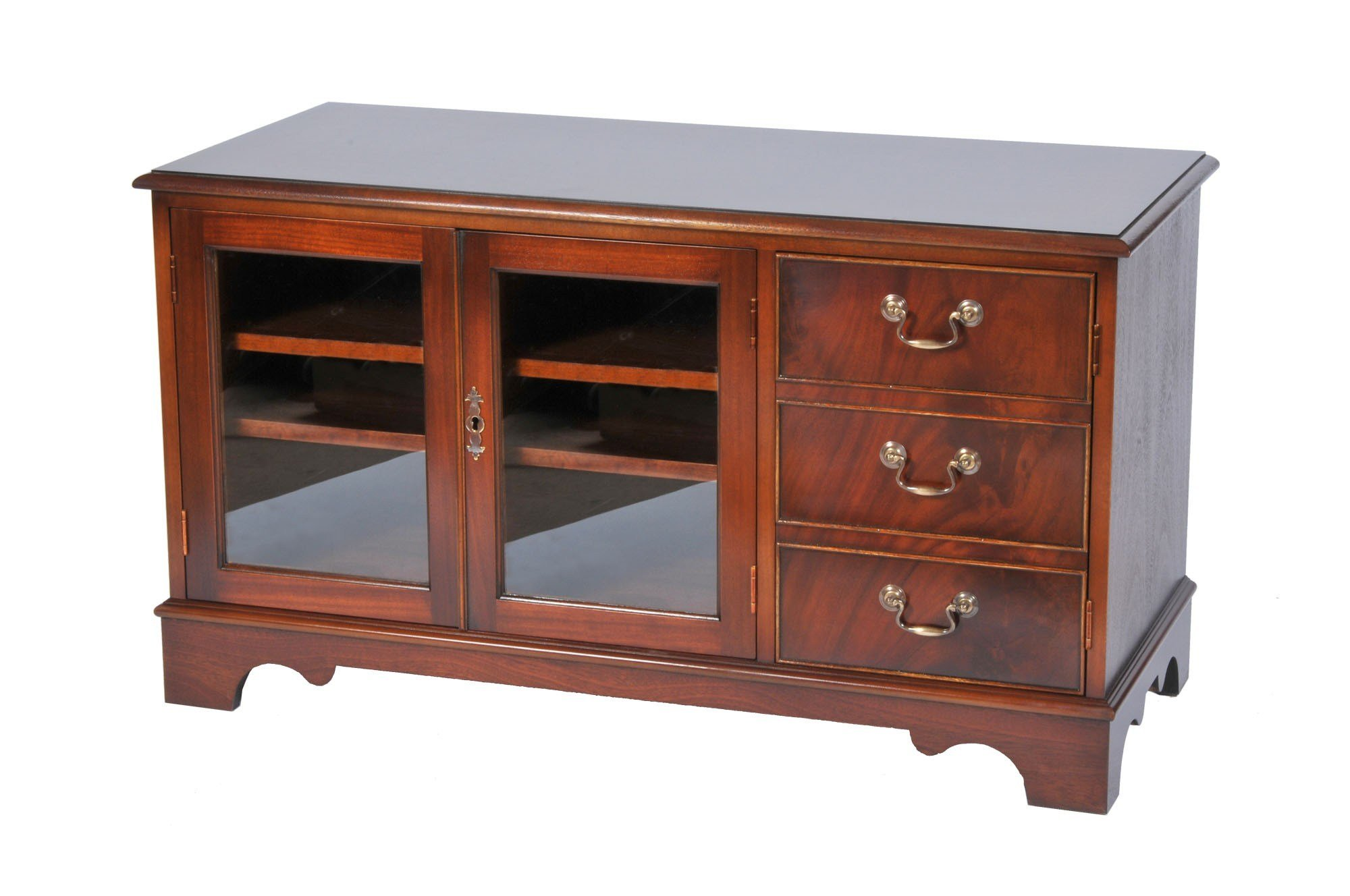 Best Bradley Yew 952 Tv Stand Tr Hayes Furniture Store Bath With Pictures