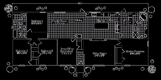 Best 5 Bedroom Mobile Home Floor Plans New 5 Bedroom Mobile With Pictures