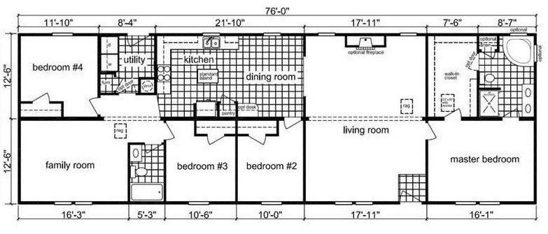 Best Inspirational 5 Bedroom Modular Homes Floor Plans New With Pictures