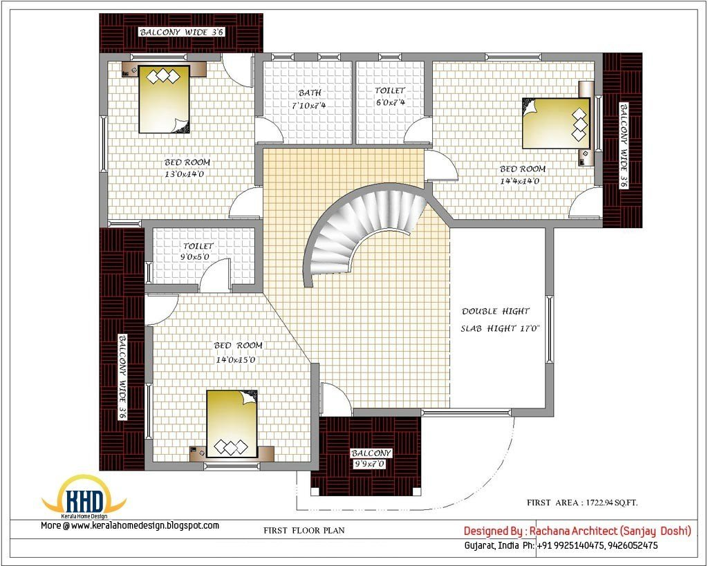 Best 3 Bedroom House Plans India Unique 3 Bedroom Floor Plans With Pictures