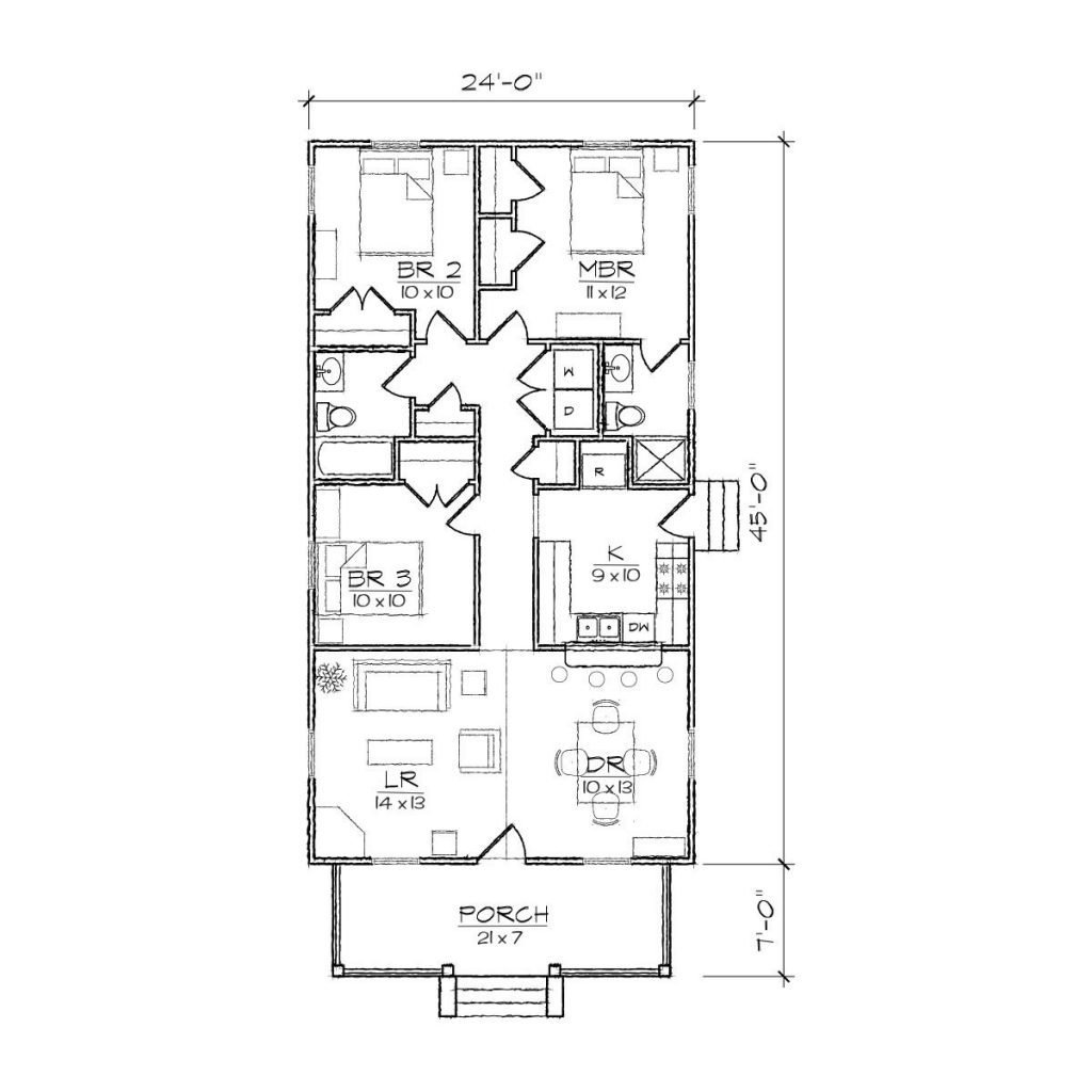 Best 5 Bedroom House Plans Narrow Lot Inspirational Narrow With Pictures