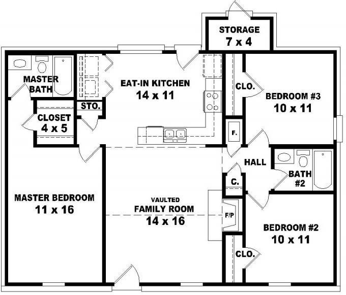 Best Cool Affordable 5 Bedroom House Plans New Home Plans Design With Pictures