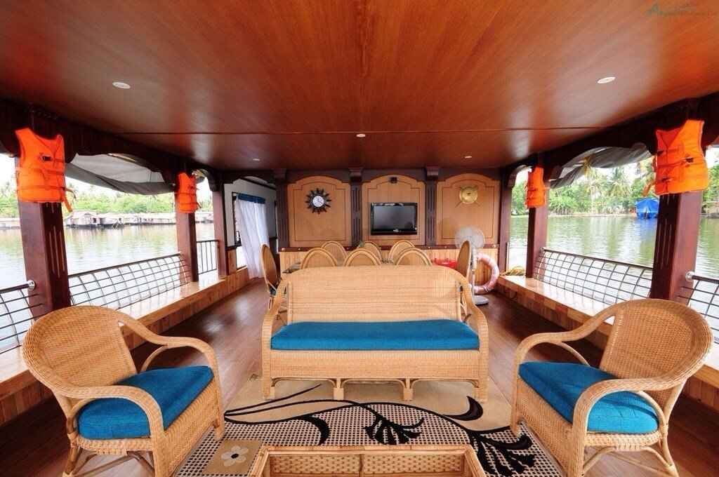 Best 4 Bedroom Houseboat Alleppey 28 Images Pournami With Pictures