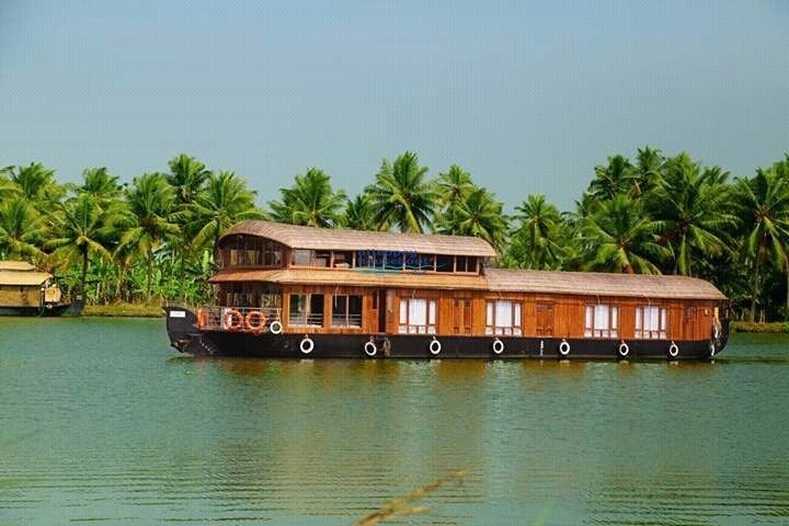 Best 4 Bedroom Premium Houseboat With Upperdeck Full Time Ac With Pictures