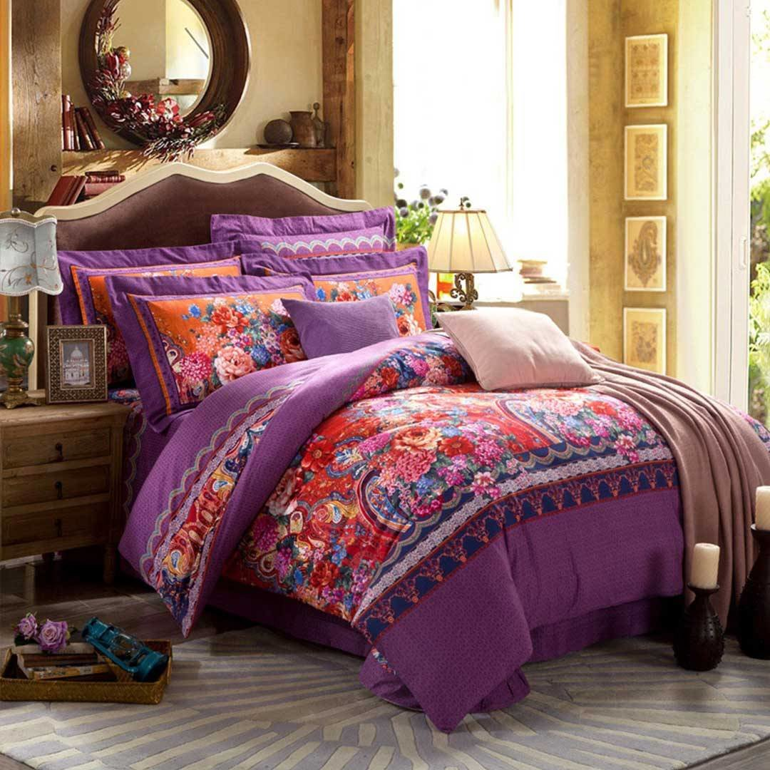 Best Purple Base Vector Bedding Sets Ebeddingsets With Pictures