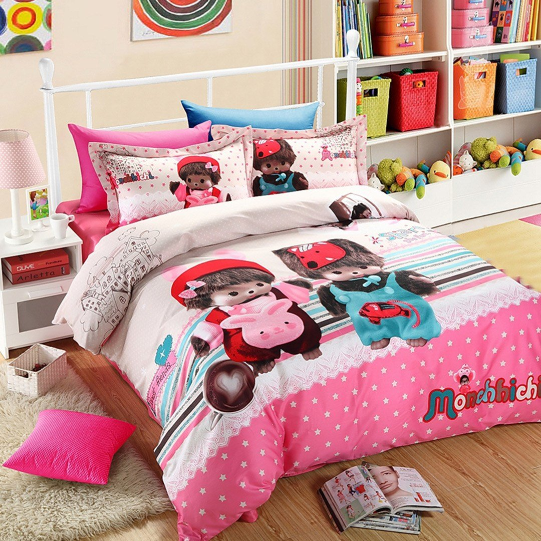 Best Monchichi Kids Bedding Sets Ebeddingsets With Pictures