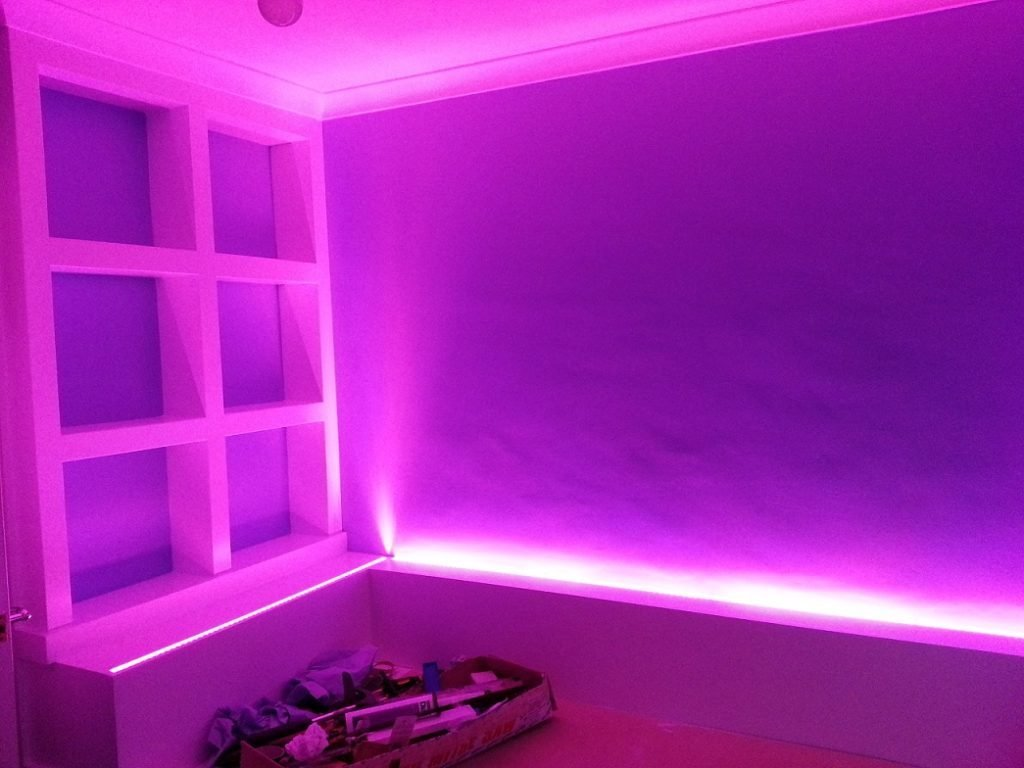 Best Rgb Tape Used For Bedroom Led Lights With Pictures