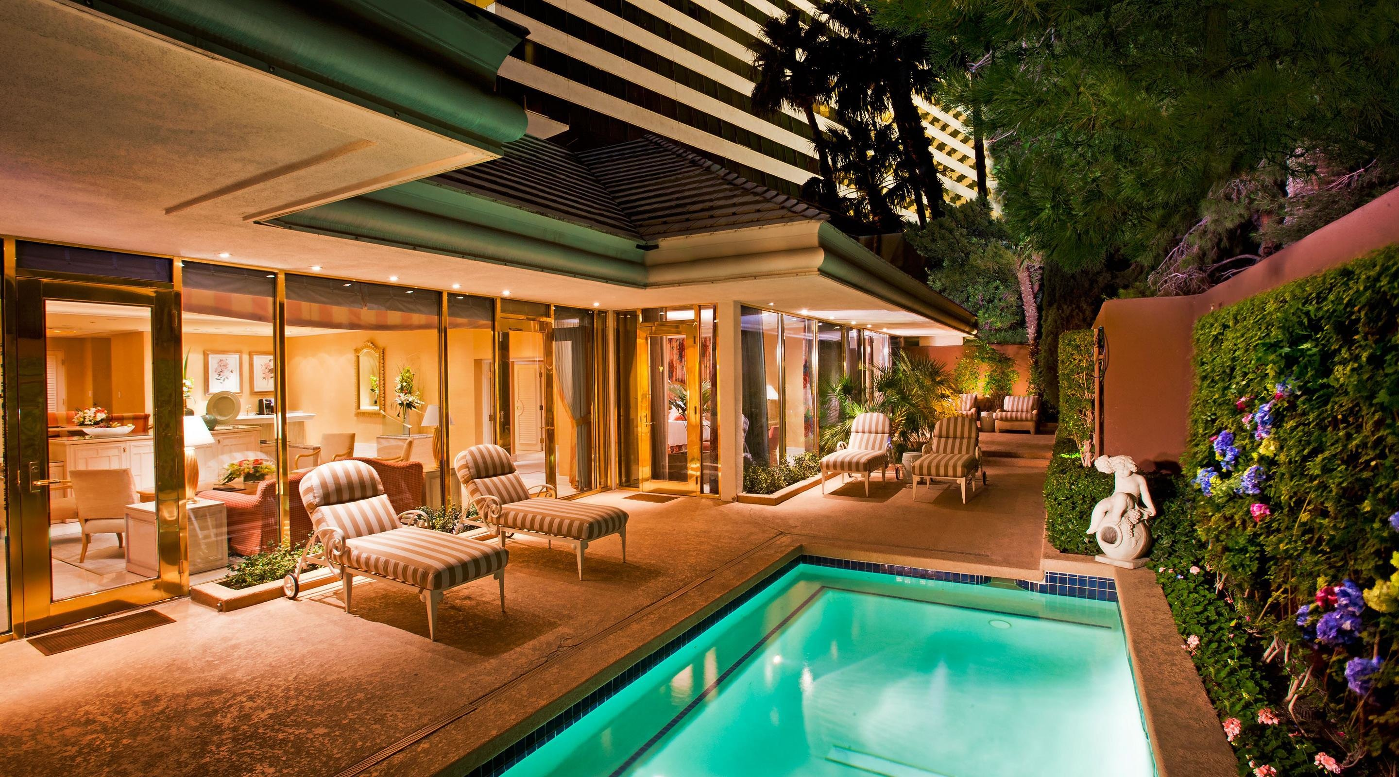 Best Three Bedroom Suites Lanais The Mirage With Pictures