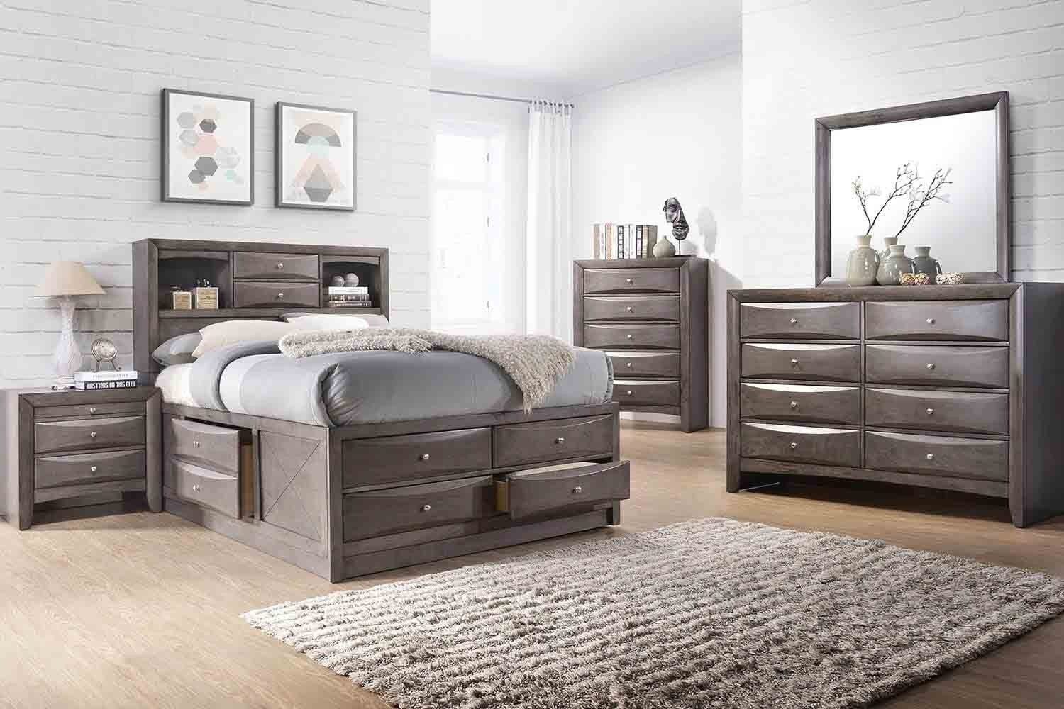 Best Remi Queen Storage Bed Save Mor Online And In Store With Pictures