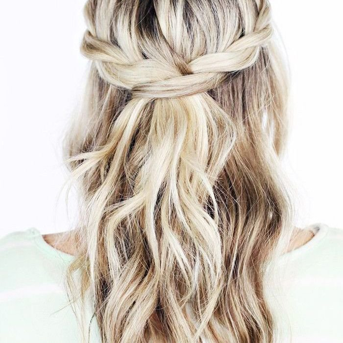 Free 5 Minute Hairstyles For Medium Length Hair Wallpaper