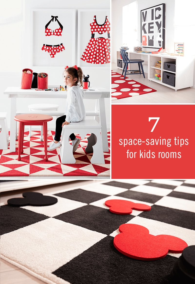 Best 7 Space Saving Tips For Kids Rooms Babble With Pictures
