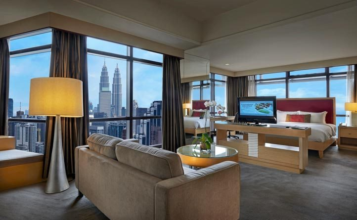Best 5 Star Hotel Kuala Lumpur 2 Bedroom Suite Berjaya Kl Hotel With Pictures