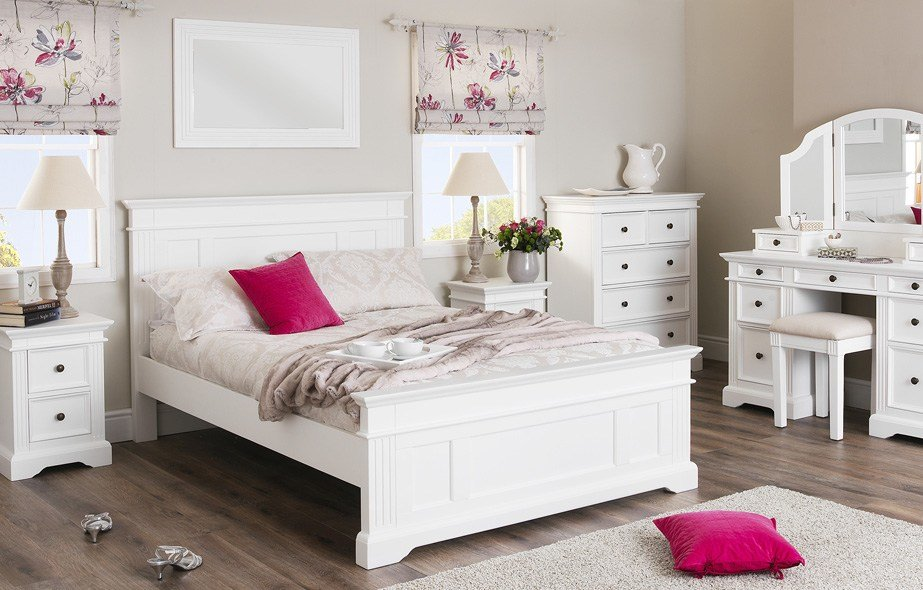 Best Gainsborough White Bedroom Furniture Bedroom Furniture With Pictures