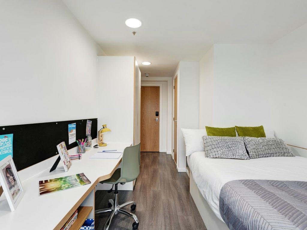 Best 125 Per Week En Suite Flat For Students Byrom Point With Pictures