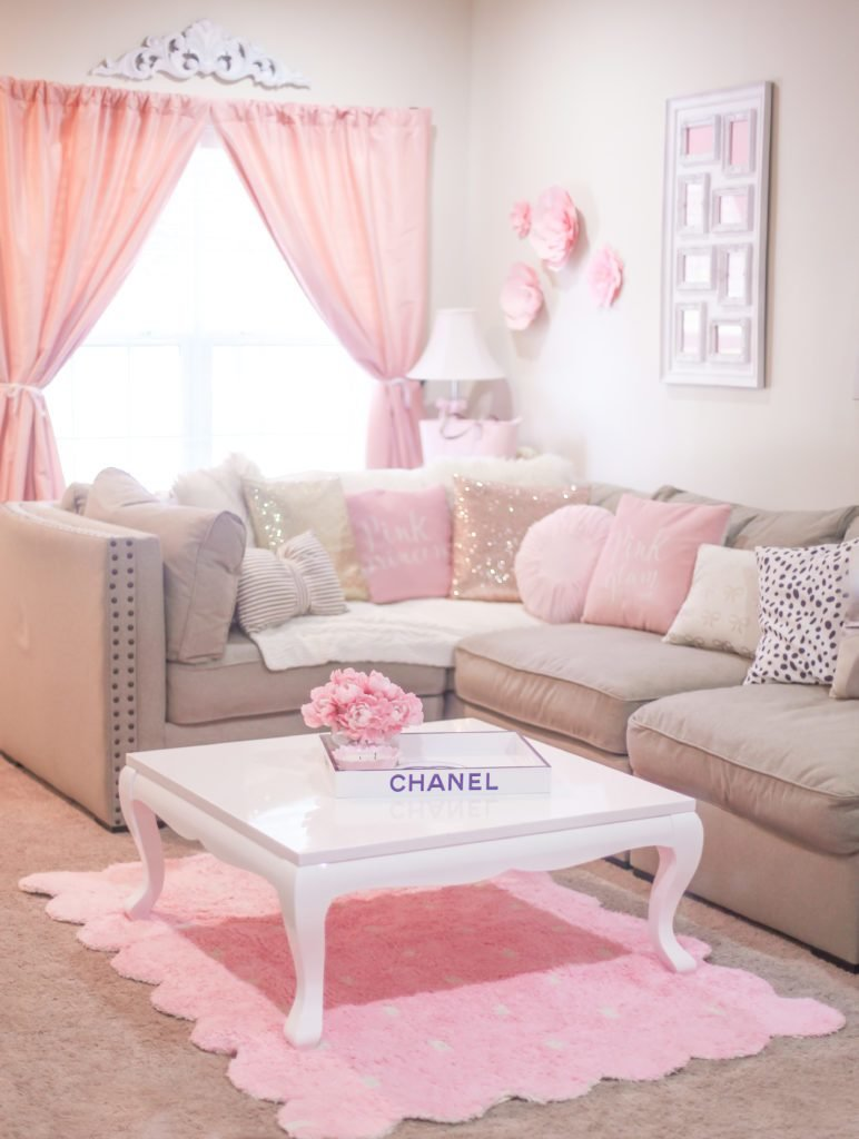 Best The Most Girly Pink Decor For A Feminine Home J Adore With Pictures