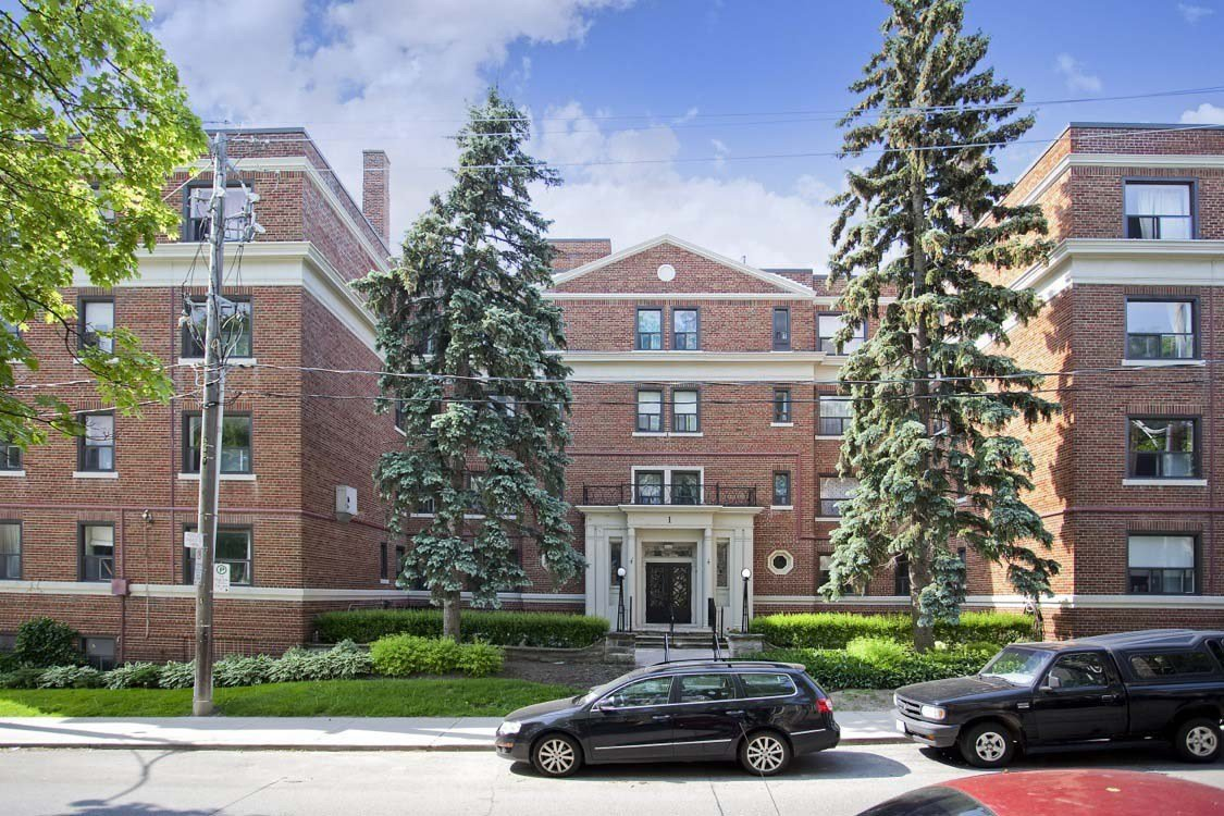 Best 1 Bedroom Apartments For Rent North York At Chatsworth With Pictures