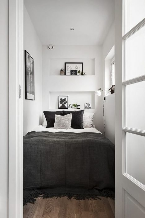Best 20 Gorgeous Small Bedroom Ideas That Boost Your Freedom With Pictures