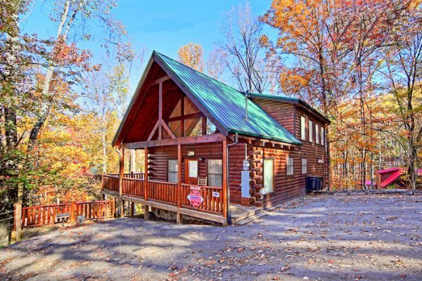 Best Sky Harbor 2 Bedroom Cabin Near Pigeon Forge With Pictures