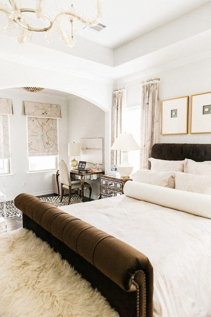 Best Master Bedroom Office Tour Chronicles Of Frivolity With Pictures