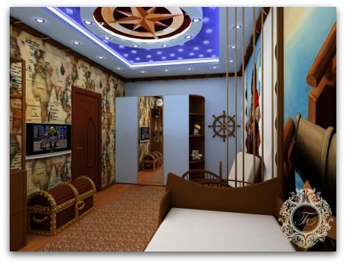 Best Pirate Theme Bedroom – Pirate Bedding With Pictures