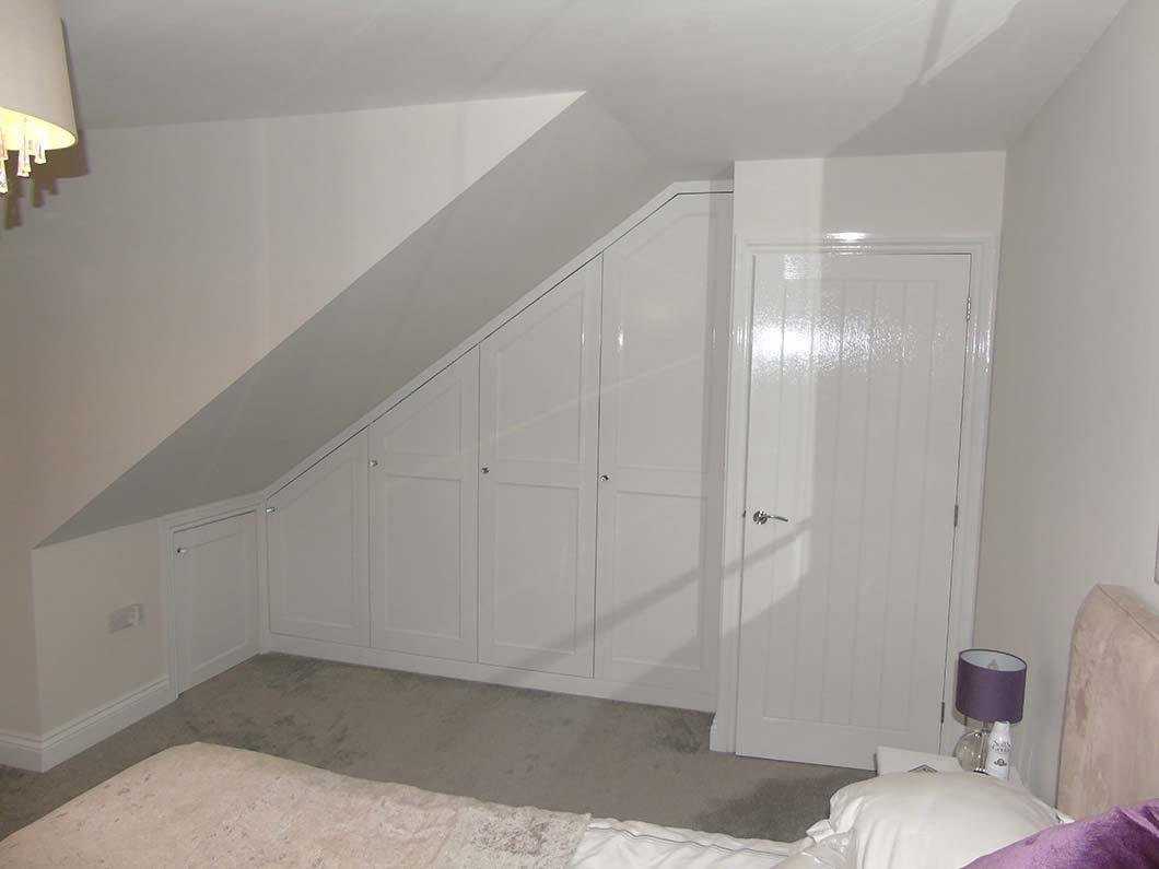 Best Bespoke Bedroom Cupboards Hampshire Crump S Carpentry With Pictures
