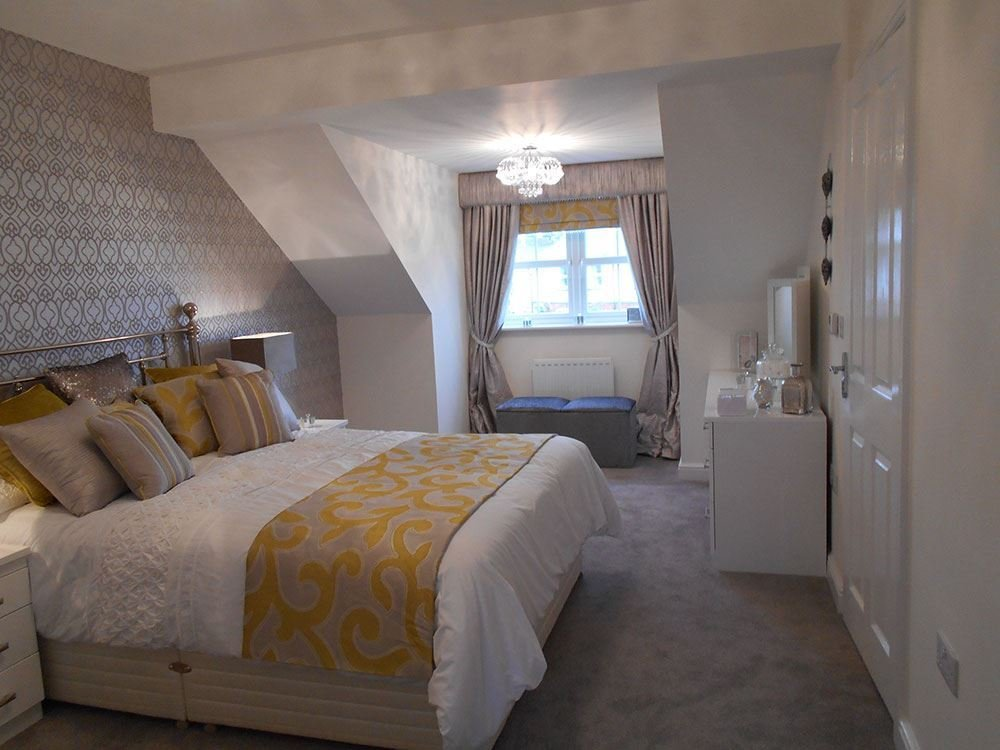 Best Show Home Opens At The Ridings In Carlisle With Pictures
