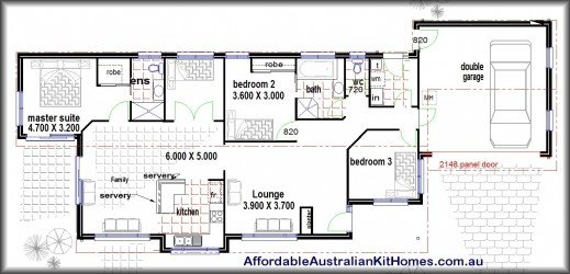 Best 3 Bedroom House Plan Co Au June 2019 House Floor Plans With Pictures