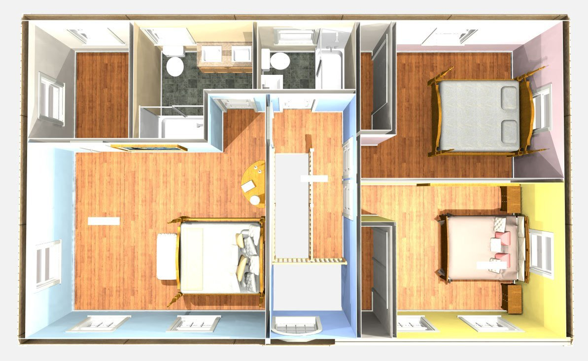 Best Add A Floor Convert Single Story Houses With Pictures