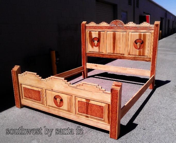 Best Southwestern Bedroom Furniture And Mexican Bedroom Sets With Pictures