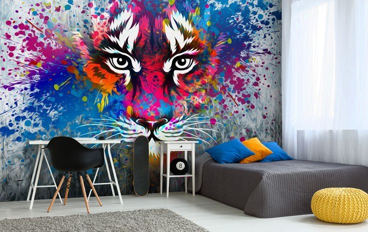Best Graffiti Wallpaper Bedroom Walls Psoriasisguru Com With Pictures