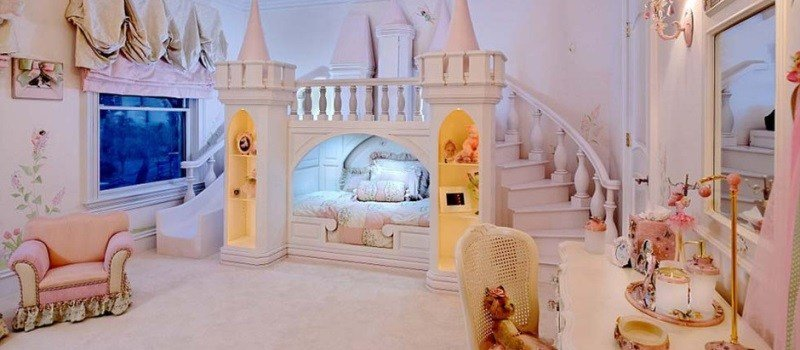 Best The Most Expensive Kids Rooms Women Daily Magazine With Pictures