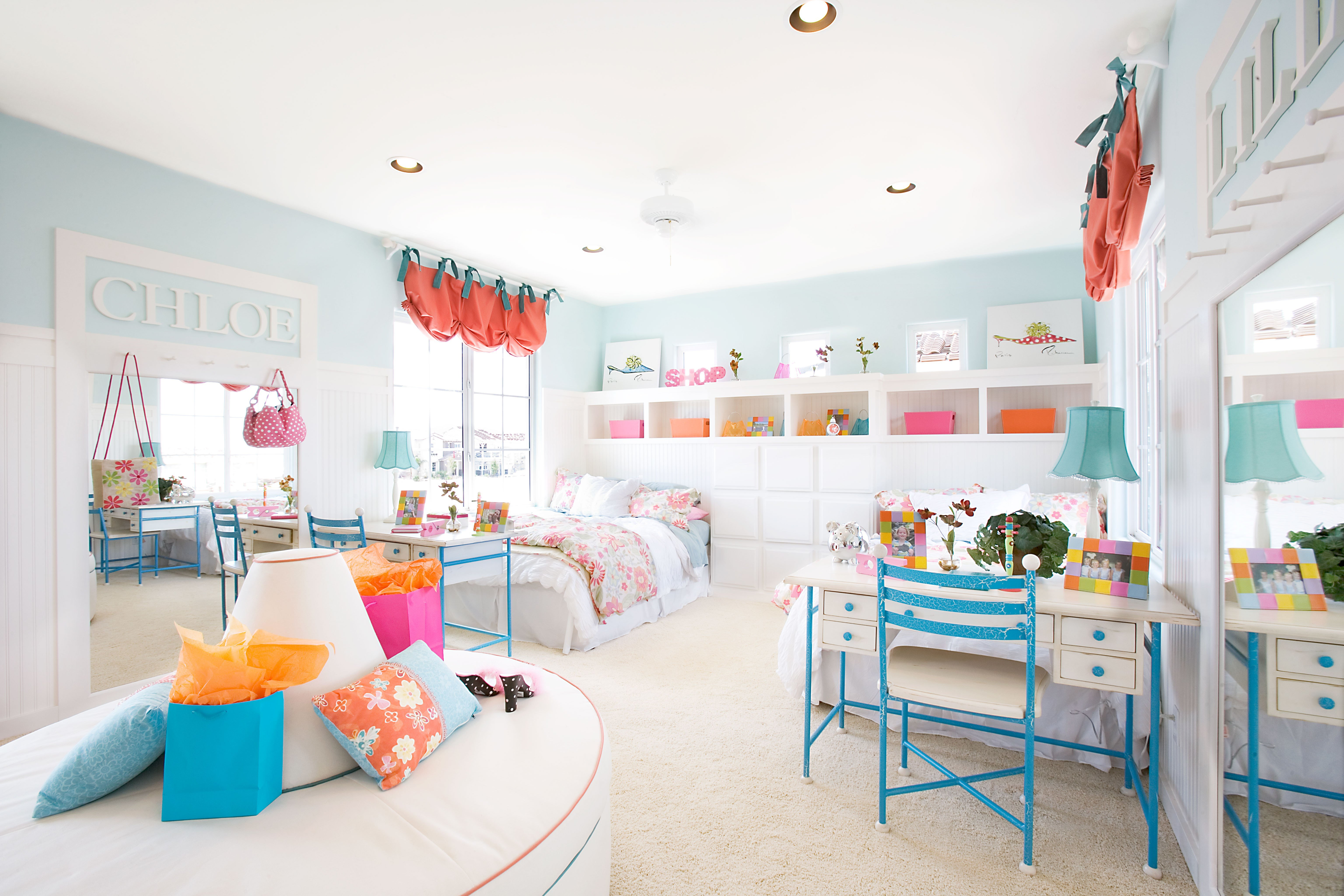 Best Inspiration Bright Colored Bedrooms Live Learn And With Pictures