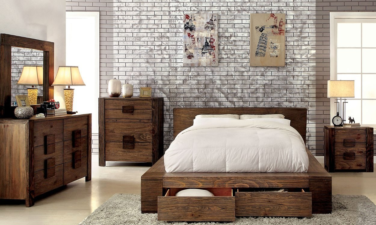Best How To Arrange A Small Bedroom With Big Furniture Overstock Com With Pictures