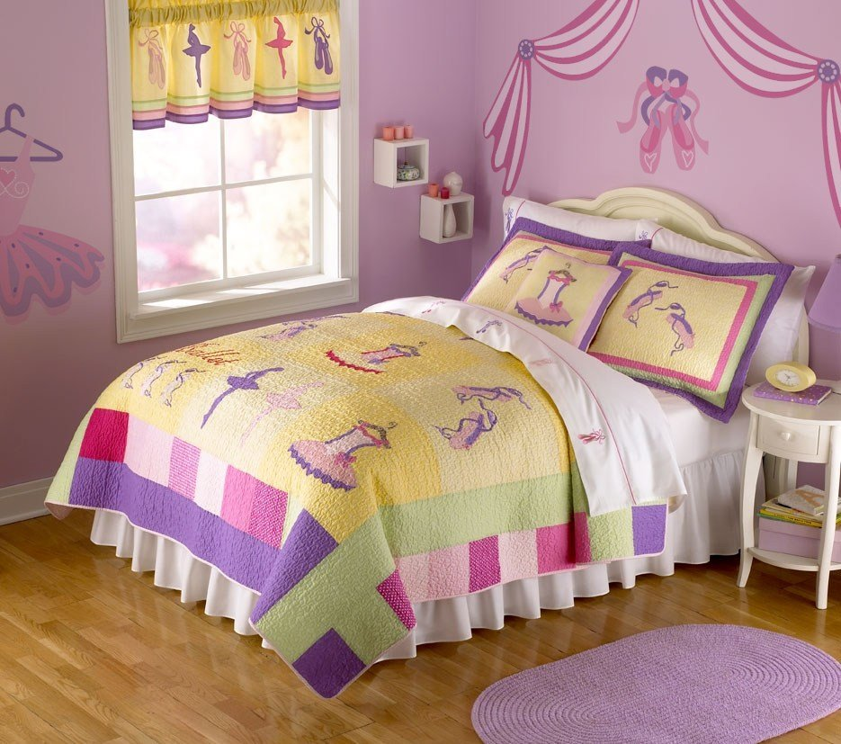 Best Ballet Room Theme Ideas For Little Girls Rooms Off The Wall With Pictures